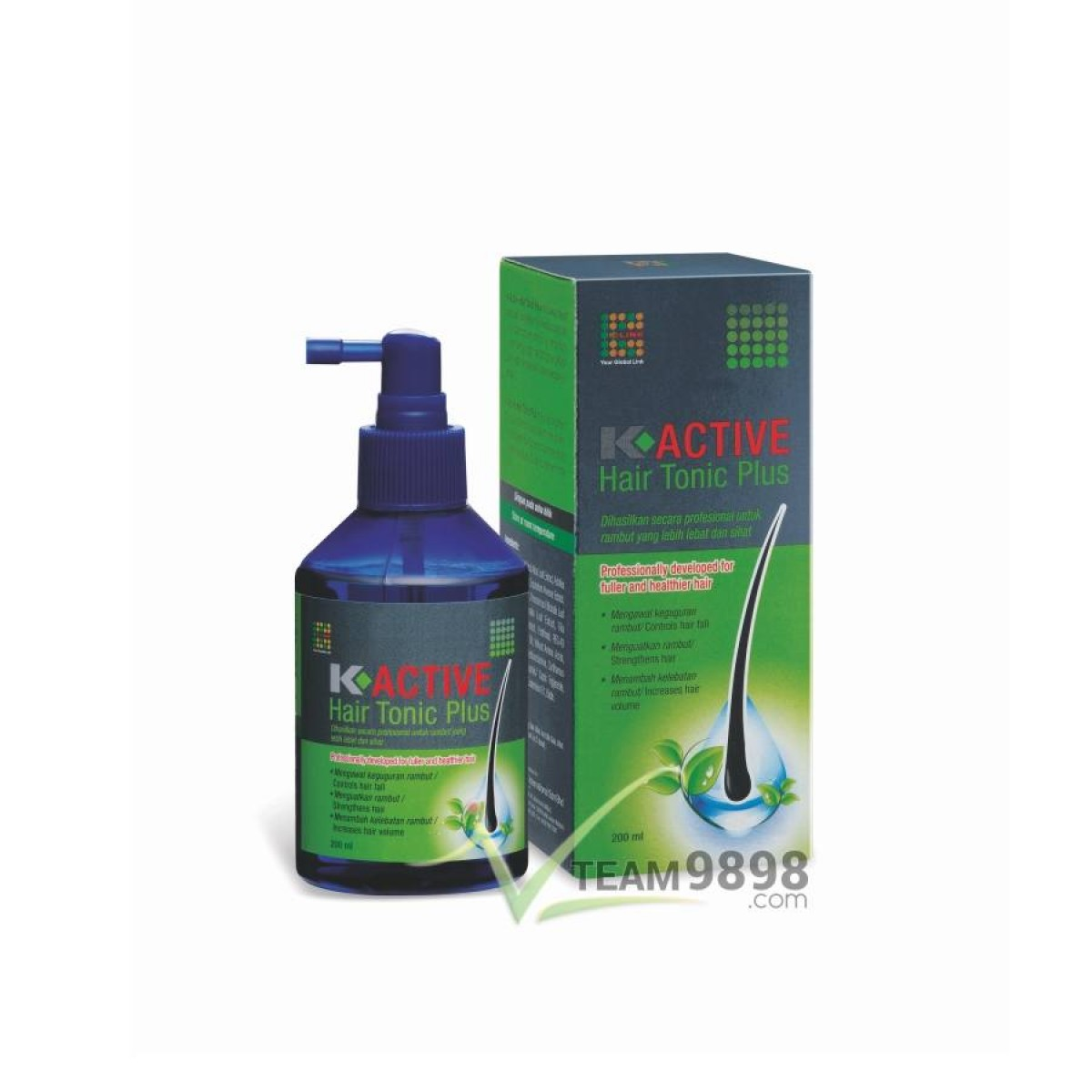 K-Active Hair Tonic Plus
