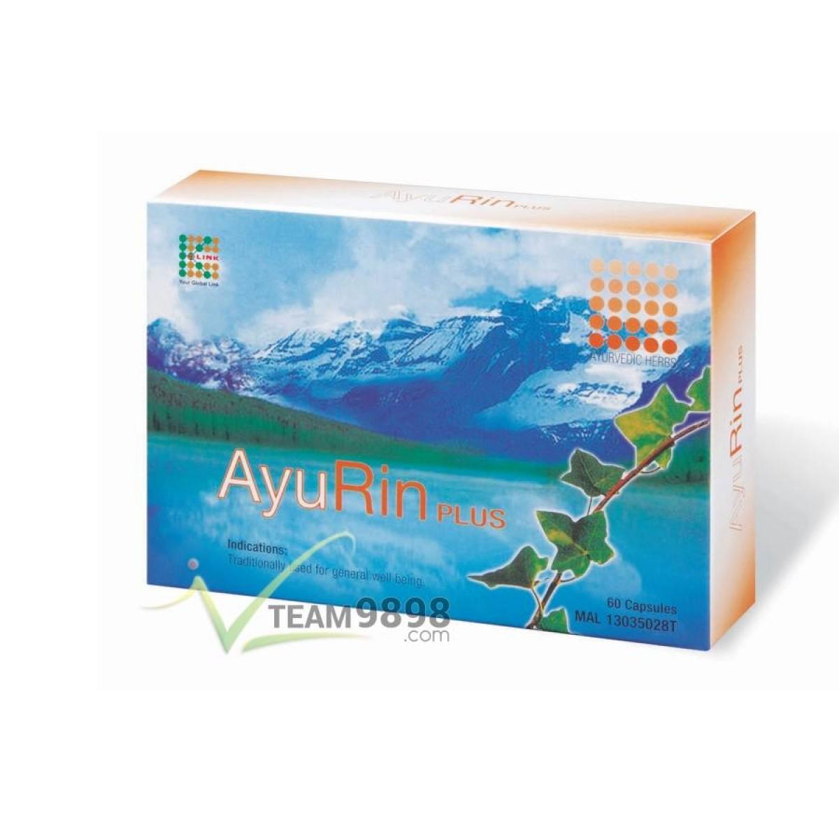 K-Ayurveda AyuRin Plus