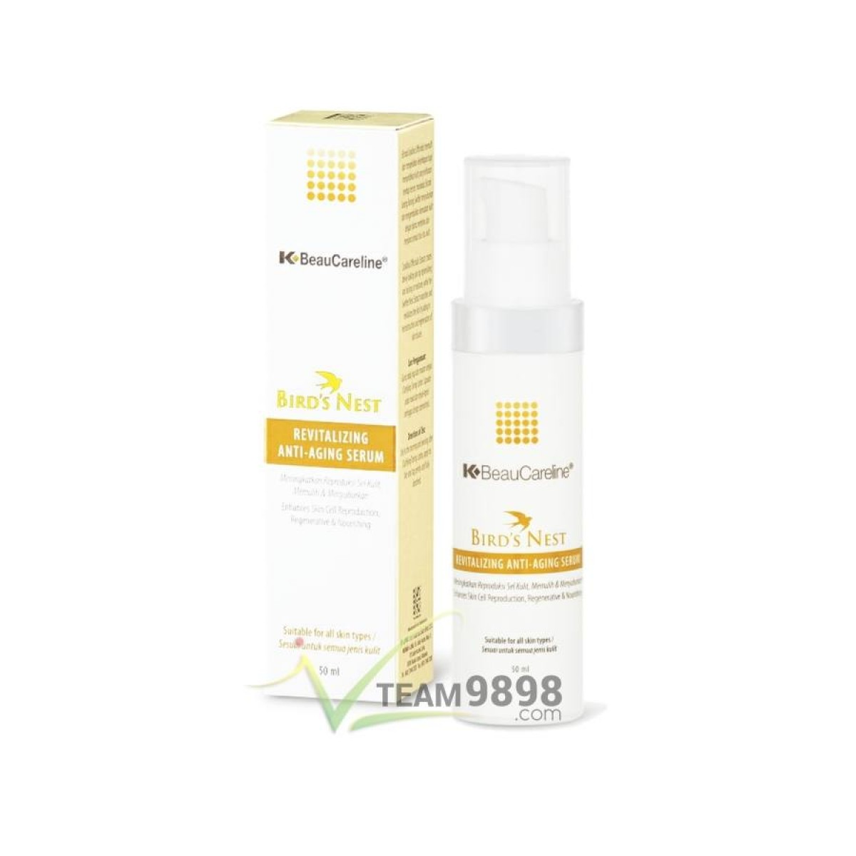 K-BeauCareline Revitalizing Anti-Aging Serum