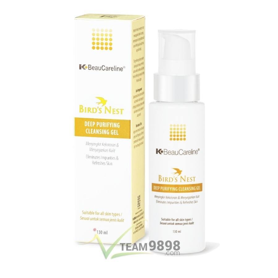 K-BeauCareline Deep Purifying Cleansing Gel