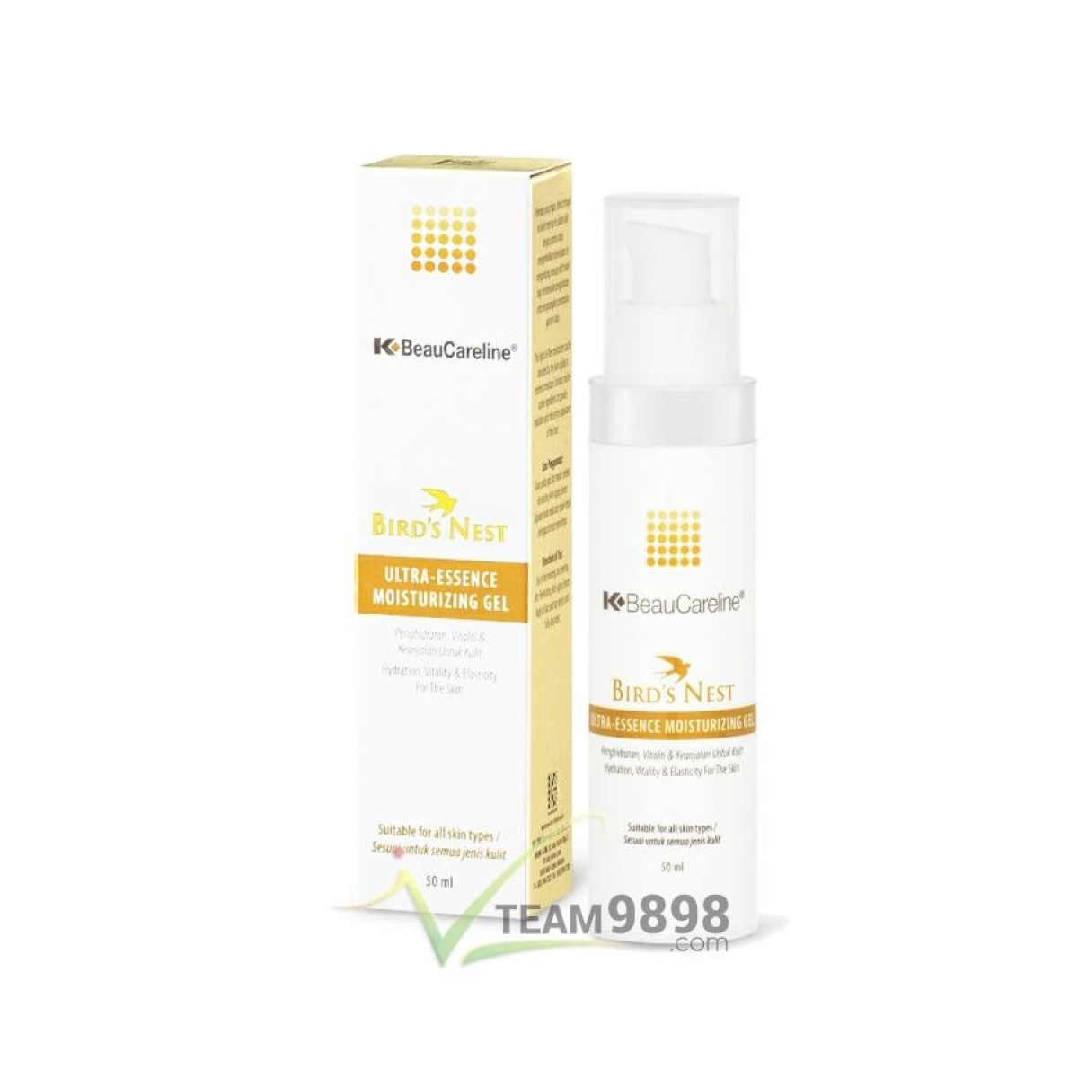 K-BeauCareline Ultra-Essence Moisturizing Gel