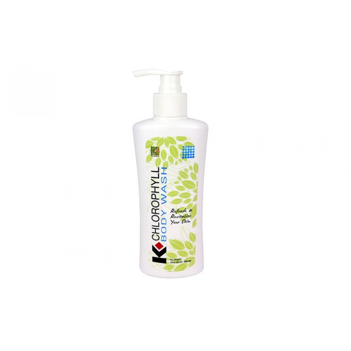 K-Chlorophyll Body Wash