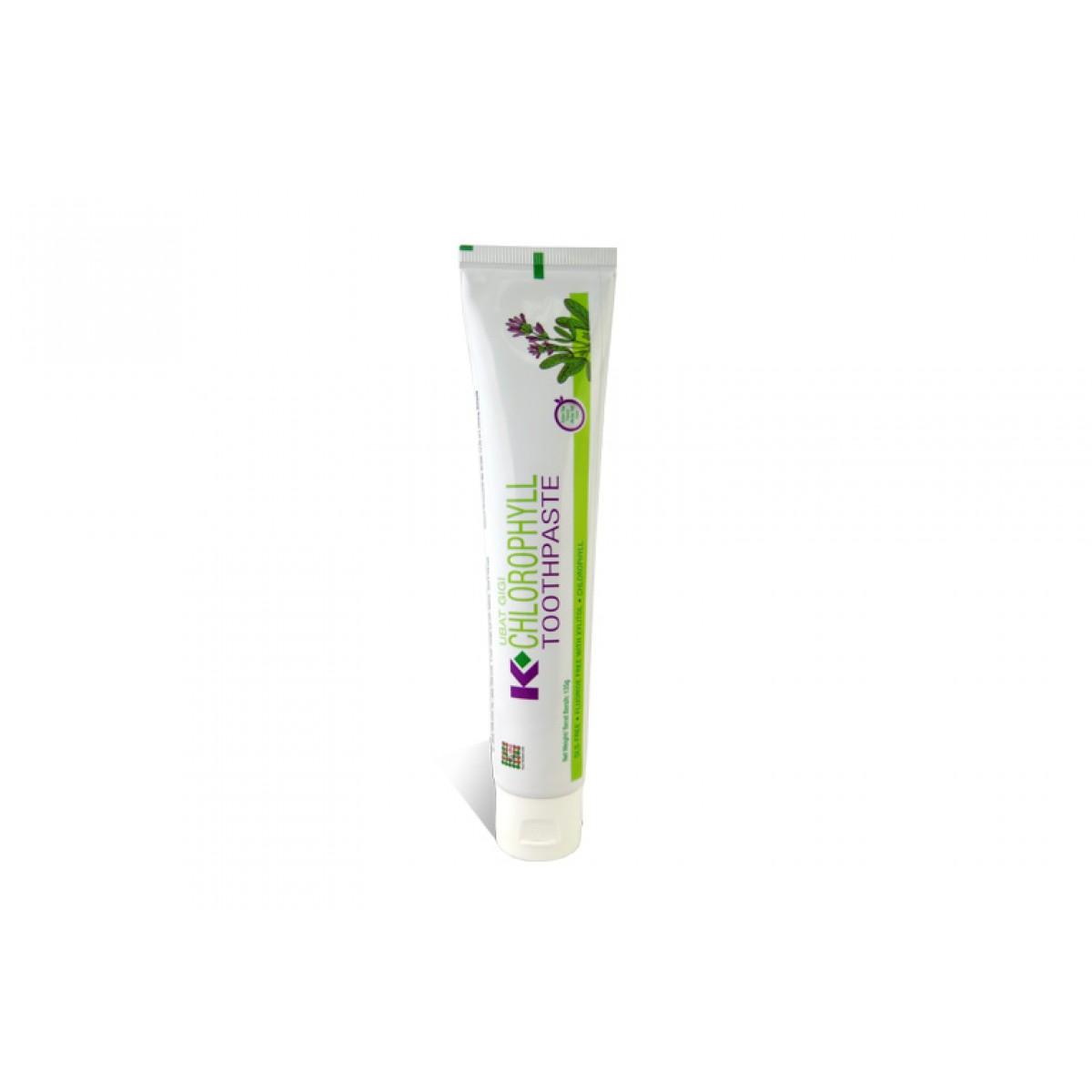 K-Chlorophyll Toothpaste