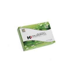 K-Chlorophyll Transparent Soap