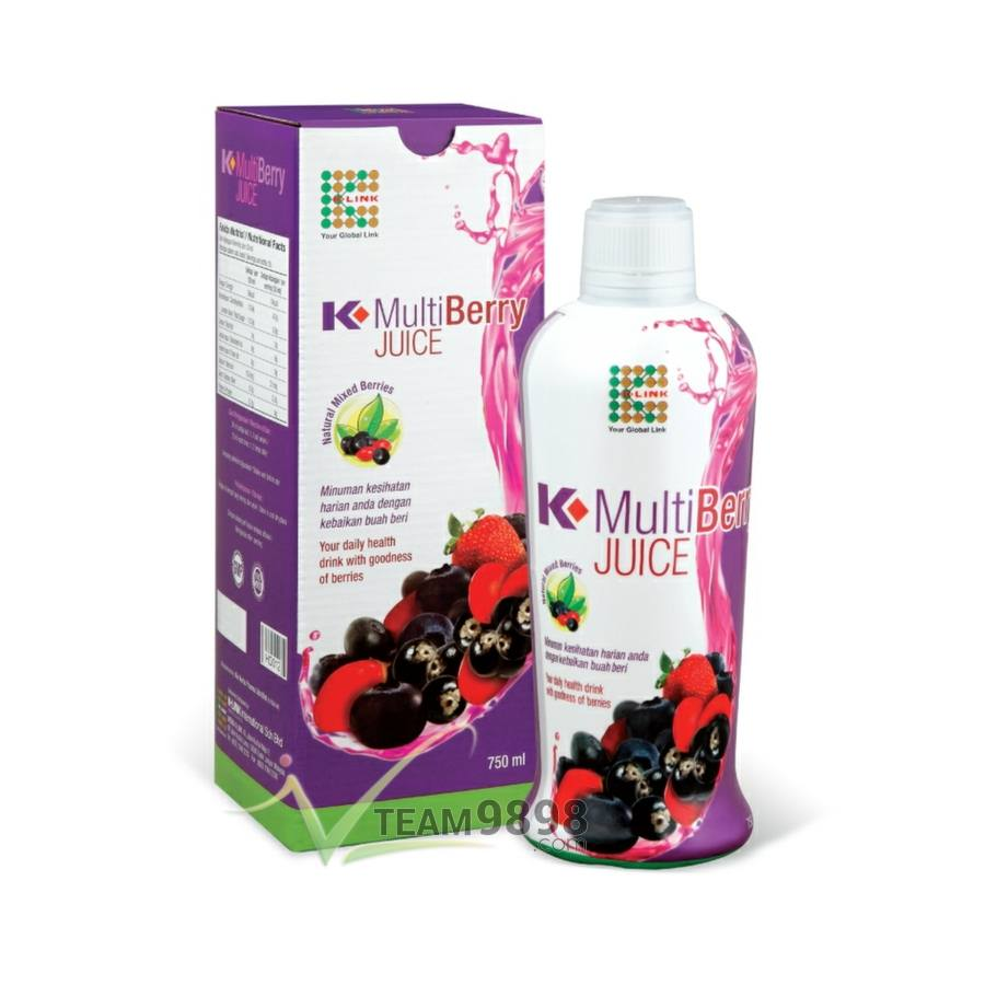 K-Multi Berry Juice