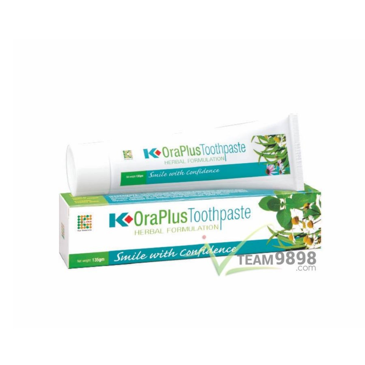 K-OraPlus Herbal Toothpaste