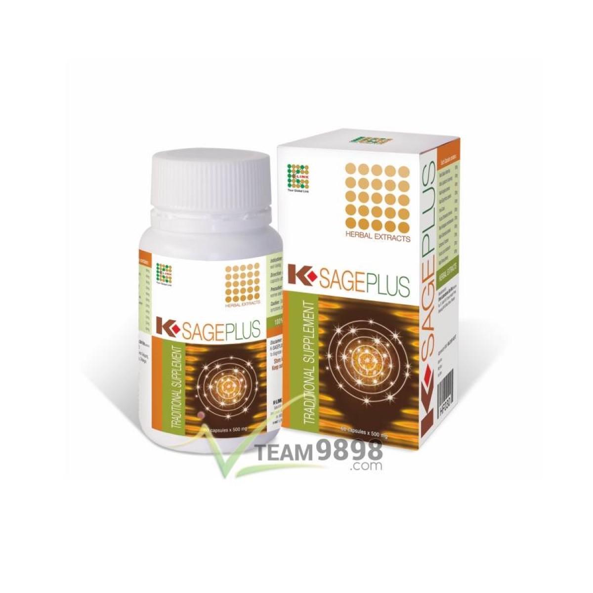 K-SagePlus (30 capsules)