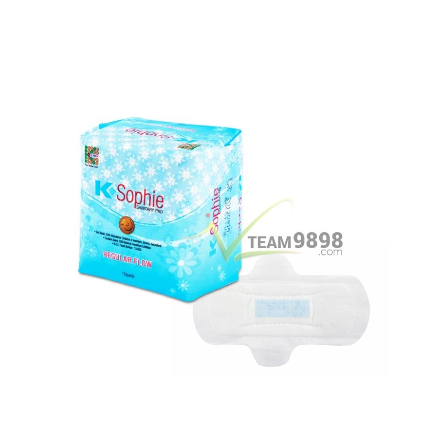 K-Sophie Sanitary Pad (Regular Flow)