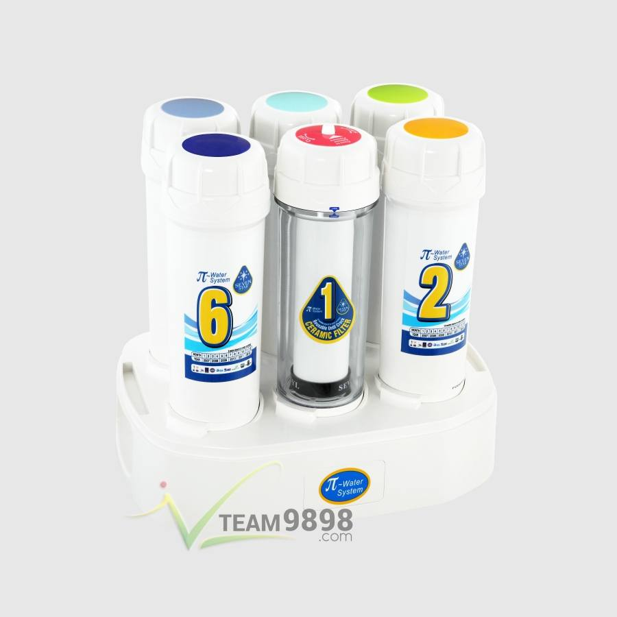 Seven Star Water Filter 1 (Ceramic Only)