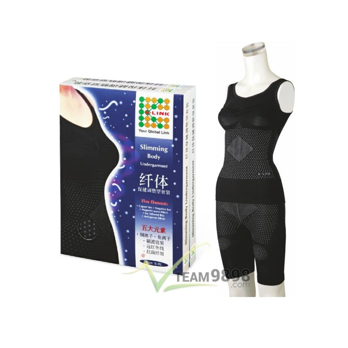 Slimming Body Undergarment