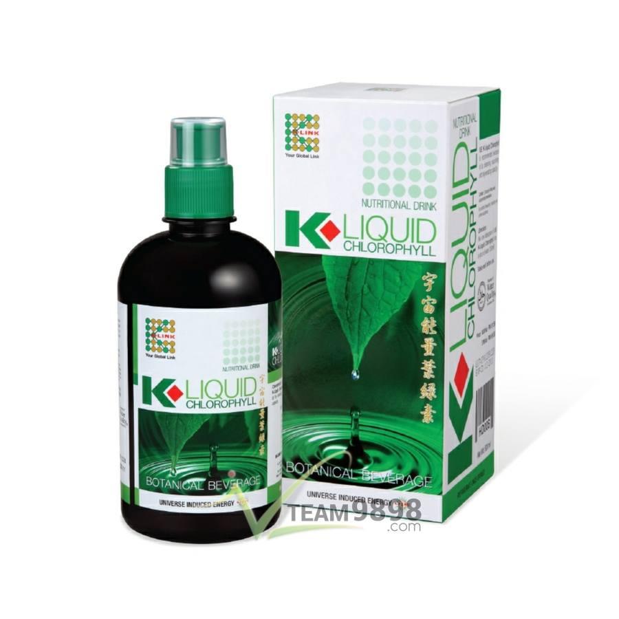 K Liquid Chlorophyll Uie